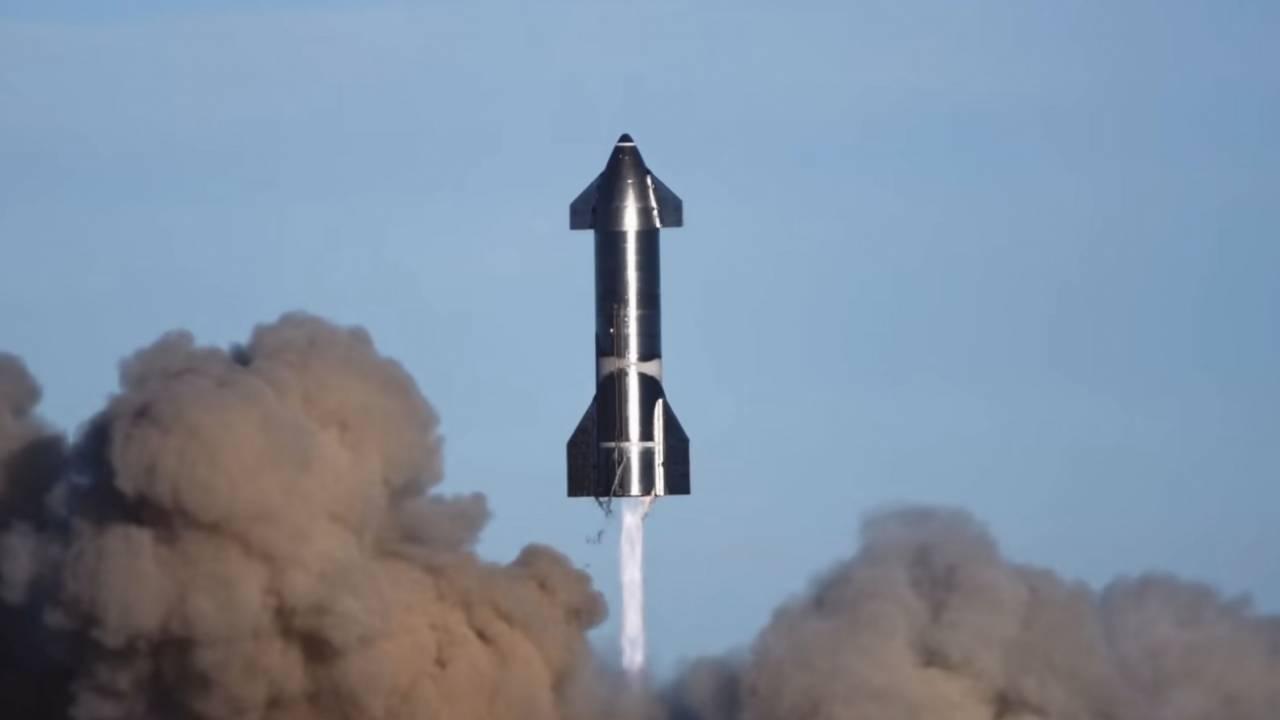 Startship SN8 (Test Flight)